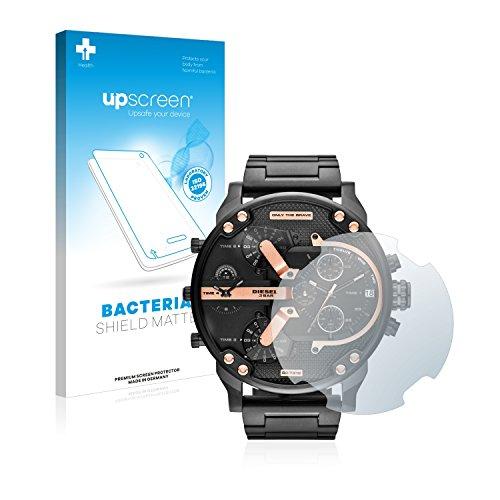 upscreen Protector Pantalla Diesel DZ7312 Película Protectora Antibacteriana - Mate, Anti-Reflejos, Anti-Huellas, Anti-Rayado