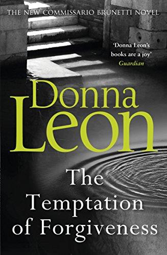 The Temptation Of Forgiveness por Donna Leon