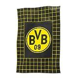 Borussia Dortmund BVB-Geschirr-Handtuch (2er-Set) one Size