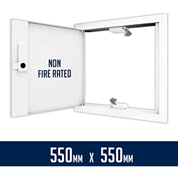 FlipFix Metal Faced Access Panel with Picture Frame Surround - Non ...