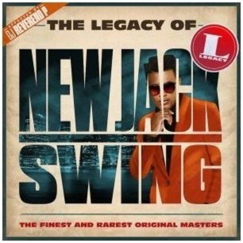 The Legacy of New Jack Swing - Swing Jack New