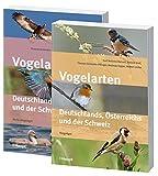 Vogelarten Deutschlands, Österreichs und der Schweiz: In zwei Bänden: Nicht-Singvögel und Singvögel