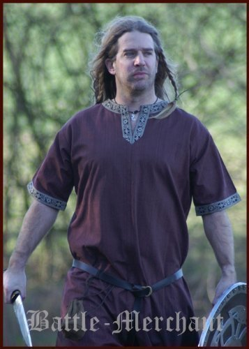 medieval-tunic-top-in-dark-brown-for-larp-viking-medieval-sizem