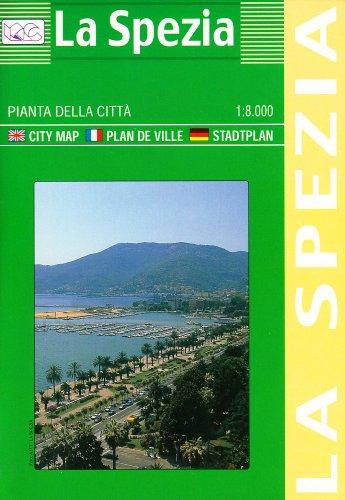 La Spezia. 1:10.000 (Carte stradali) por Litografia Artistica Cartografica (LAC)