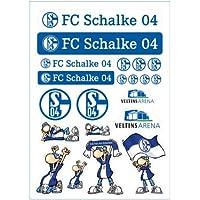 FC Schalke 04 Aufkleberbogen