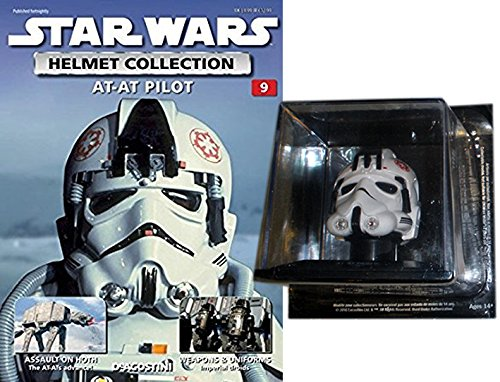 Star Wars Helmet Collection #9 at-at Pilot