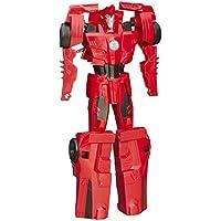 "12"" Transformers Robots in Disguise Warriors Class Sideswipe Figure Brand New"