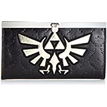 Portefeuille 'The Legend of Zelda' - Zelda gold logo + Girlds Wallet