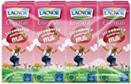 Lacnor Strawberry Milk - 180 ml x 8