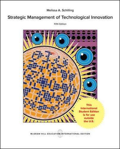 Strategic management of technological innovation (Ingegneria)