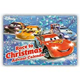 Cars Advent Calendar - Race to Christmas Adventskalender Disney Cars, mit 24 Schreibwaren - Überraschungen