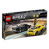 LEGO Speed Champions - Dodge Challenger SRT Demon de 2018 y Dodge...