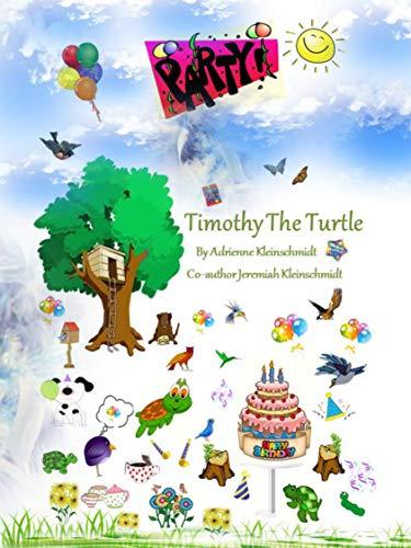 Timothy The Turtle (English Edition)