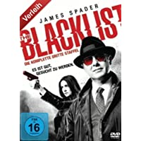 The Blacklist - Die komplette dritte Staffel