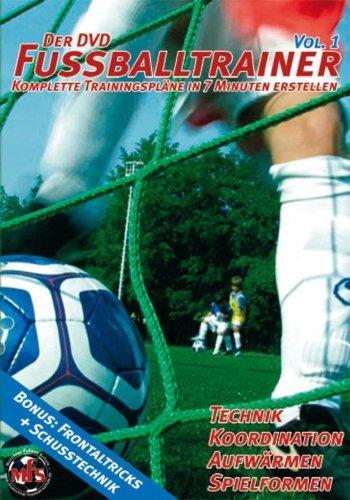 Der DVD Fussballtrainer Vol.1 / Neue Fußballübungen im Fußballtraining (DVD)