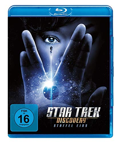 Star Trek Discovery - Staffel 1 [Blu-ray] (Wege 1 Cds)