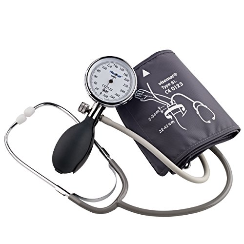 visomat medic home (L) Blutdruckmessgerät mit Stethoskop