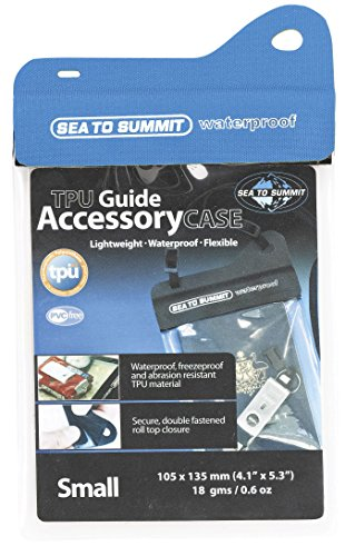 Sea to Summit TPU Accessory case Medium Blue