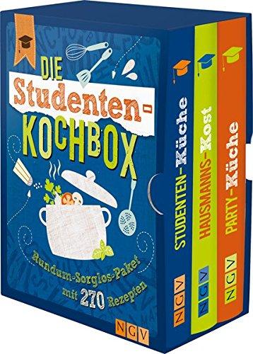 (Die Studenten-Kochbox: Rundum-Sorglos-Paket mit 270 Rezepten)