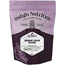 Manteca De Cacao Orgánico - 500g (Orgánico Certificado)