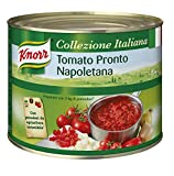 Knorr Collezione Italiana Tomato Pronto (Tomaten Basissauce, stückig) 1er Pack (1x 2kg)
