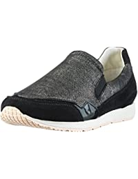 Geox Damen D Wisdom A Sneakers
