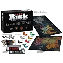 Game of Thrones Risk The Game of Strategic Conquest Board Game by Game of Thrones