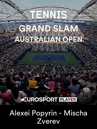 Tennis: Grand Slam 2019 - Australian Open - Tag 2