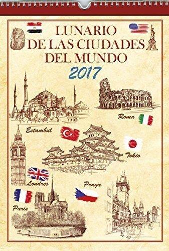 Lunario ciudades del mundo (Calendario lunario ciudades del mundo)