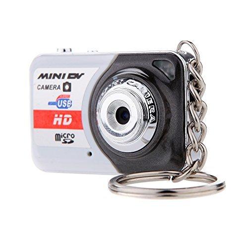 Andoer X 6 tragbare Ultra Mini HD hohe Denifition-Digital Kamera Mini DV 32 GB TF-Karte mit Mic