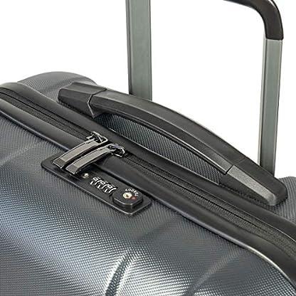 Reisekoffer-Set-3-teilig-von-Sioux-Gren-S-M-L-4-Rollen-mit-Kofferbremse-TSA-Schloss-Farbe-grau-aus-Polycarbonat-Packtrennwnde-innen-Schuhbeutel-Kofferanhnger