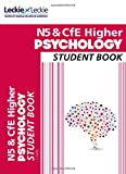 Student Book for SQA Exams – National 5 & CfE Higher Psychology Student Book