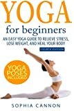 Best Beginner Yogas - Yoga For Beginners: An Easy Yoga Guide To Review