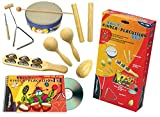 Voggys Percussion-Set - GB: Complete starter set for children (3 years and up)