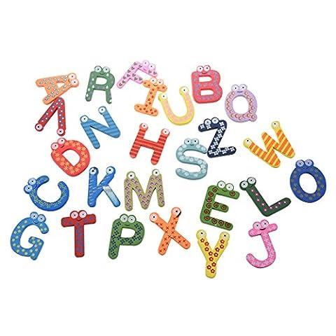 TOOGOO(R) 26 A-Z Lettres de l