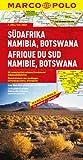 MARCO POLO Kontinentalkarte Südafrika, Namibia, Botswana 1:2 Mio. (MARCO POLO Kontinental/Länderkarten)