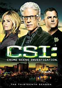 Csi: Crime Scene Investigation - Thirteenth Season [DVD] [Region 1] [US Import] [NTSC]