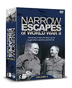 Narrow Escape of WWII Volume II [DVD]