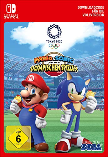 Mario & Sonic bei den Olympischen Spielen: Tokyo 2020 [Pre-Load] | Nintendo Switch - Download Code