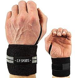 Wrist Bandages / Bands / Bandages Bodybuilding, CP Sports
