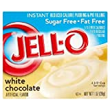 JellO Sugar Free White Chocolate 28g
