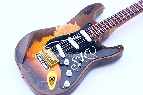 RGM140 Fender SRV Miniaturgitarre