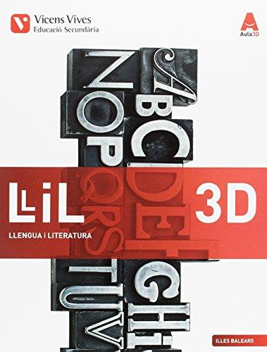 LLIL 3D BALEARS (QUADERN DIVERSITAT) AULA 3D: 000001 - 9788468232942