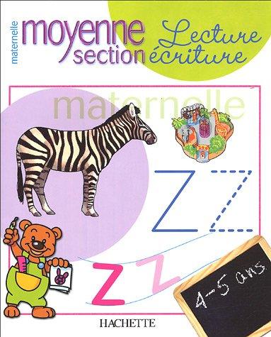 Lecture-écriture maternelle moyenne section par Alain Boyer