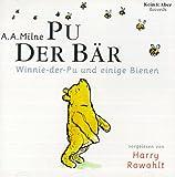 Pu der Bär, Audio-CDs, Tl.1, Winnie-der-Pu und einige Bienen, 1 Audio-CD