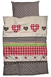 casatex bettw sche kitzb hel im landhausstil renforc. Black Bedroom Furniture Sets. Home Design Ideas