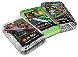 LEGO Ninjago - Serie 3 Trading Cards - Alle 3 Mini-Tins - Deutsch