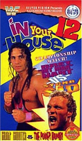 WWF - In Your House 12 [VHS] [UK Import]