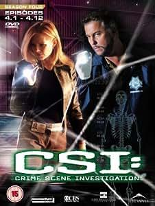 CSI: Crime Scene Investigation - Las Vegas - Season 4 Part 1 [DVD]