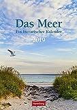 Das Meer - Kalender 2019: Ein literarischer Kalender Bild